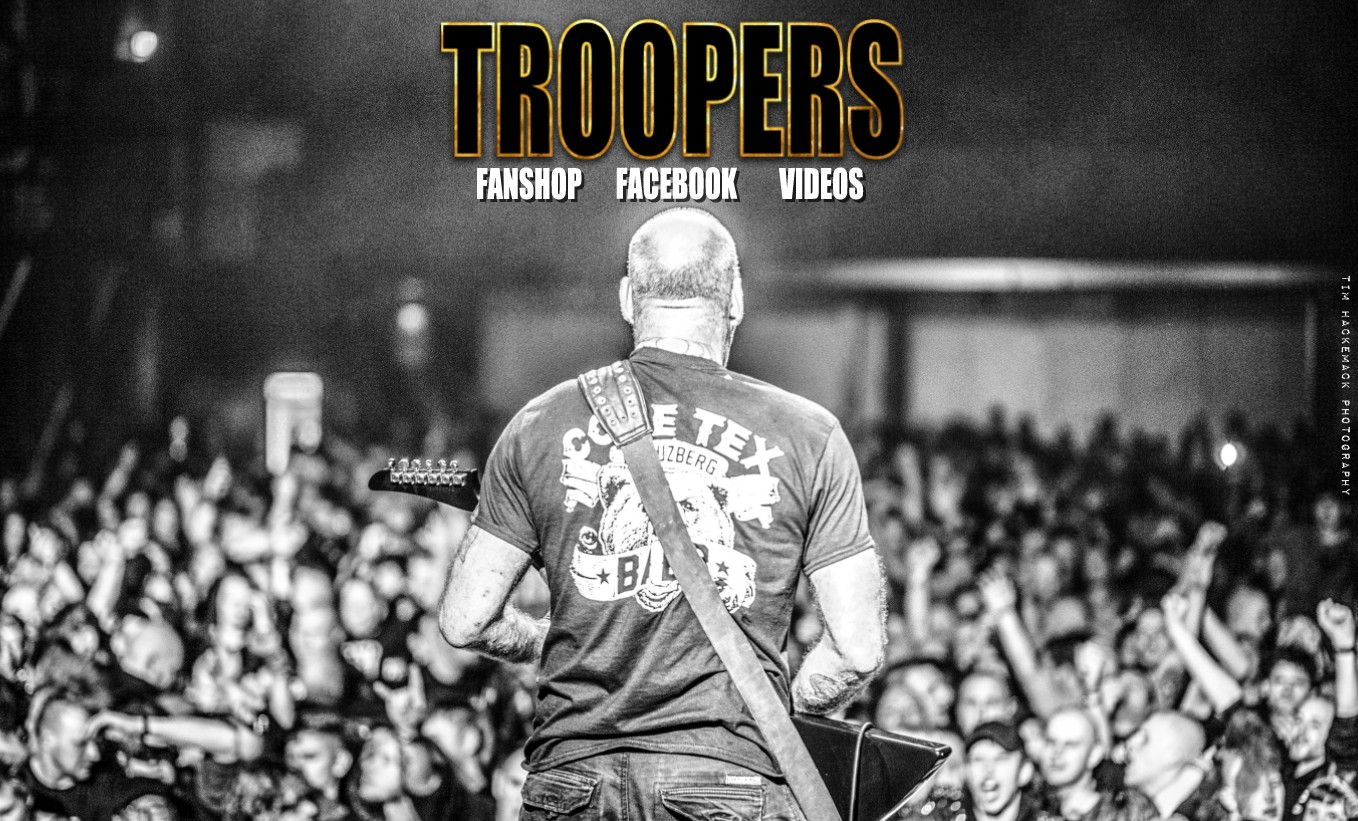 troopers band
